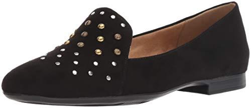 Price comparison product image Naturalizer Women's Emiline 4 Loafer Flat,  Black,  8 M US