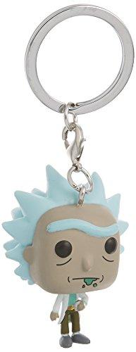 Funko Pocket Keychain: Rick & Morty: Rick (12916)
