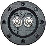 SMD 1 Channel Speaker Terminal (Stainless)