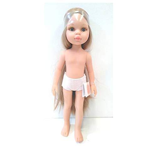 Unbekannt Paola Reina Puppe ohne rosa Fleisch Mehrfarbig (14813
