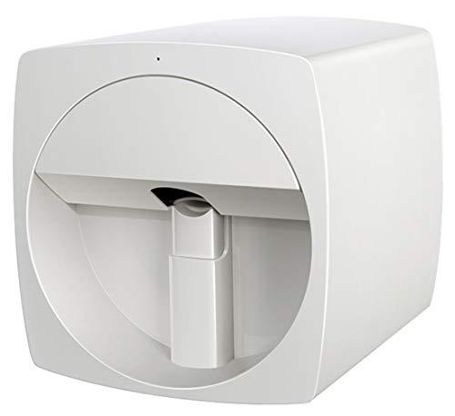 GHKJ Arte Impresora de uñas Multifunción Portátil Portátil Impresión Inteligente Uñas...