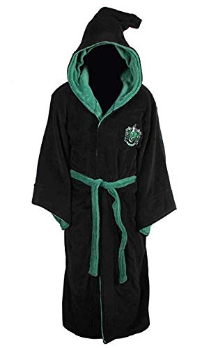 Albornoz de Harry Potter Slytherin Mujeres (One Size)
