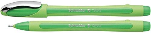 Schneider Xpress Fineliner Faserspitze 1 Stück grün