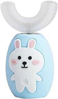 Orale Reiniging Elektrische Whitening Massage Tandenborstel Soft Gel Head Timing Tandenborstels voor Kinderen IPX7 Waterdi...