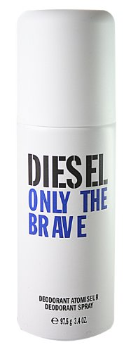Diesel Only the Brave homme / men, Deodorant, Vaporisateur / Spray 150 ml, 1er Pack (1 x 150 ml)