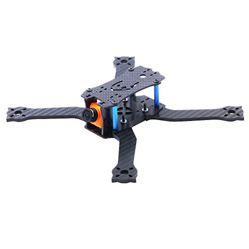 PHISITAL FPV Frame Beetle PX4 180mm Drone Quadcopter Carbon Fiber Frame for RC Racing/4mm Arm Plate/4 inch Propeller(180mm)