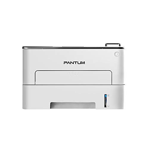 Pantum P3302DW Compact Black & White Laser Printer with Wireless and Ethernet Capabilities, Auto Two-Sided Printing for Home Office Use (V4B15B)