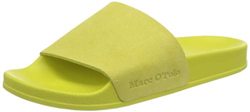 Marc O'Polo Damen 00314531001300 Pantoletten, Gelb (Yellow 260), 36 EU