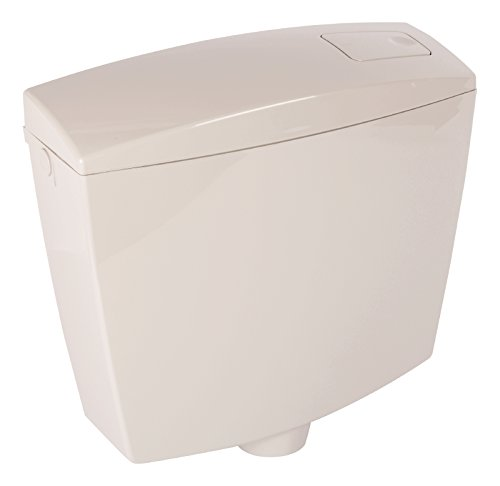 Spülkasten Topas | Kunststoff   Spül-Stopp-Funktion   6-9 Liter   Tiefspülkasten   WC, Toilette   Manhattan