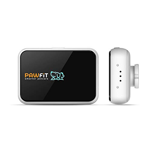 Pawfit Pet GPS Tracker & Activity monitor, smarter Pet Care