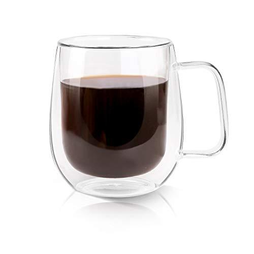 Growom Glass Coffee Mug