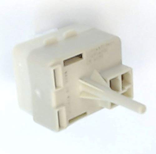 Price comparison product image 216954202 Freezer Compressor Start Relay Genuine Original Equipment Manufacturer (OEM) Part