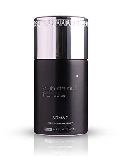 Armaf Club De Nuit Intense Man Deodorant Body Spray, 250ml