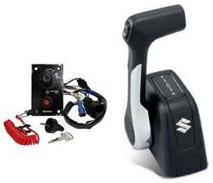タイムセール Suzuki OEM Single Binnacle Control Box Auth Kit 安全 Numb Part Dealer