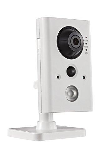 Value 1 MPx Cube Netzwerkkamera, VCIF1-1W, IR-LED, WLAN, PoE, 2,8mm Objektiv (68 Grad Blickwinkel), für den Innenbereich