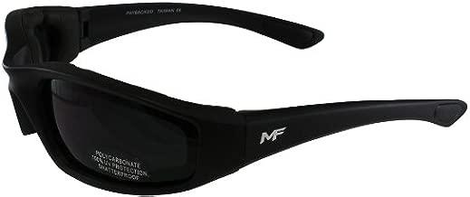 MF Payback Sunglasses (Black Frame/Super Dark Lens)
