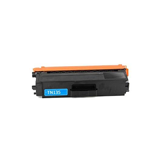 Compatible TN135 BK TN135 C TN135 M TN135 Y Hermano Cartucho de tóner compatible HL-4040/4070/9040/9440 / 9840/9440/9840/940/9450 Caja de polvo compatible con la i red