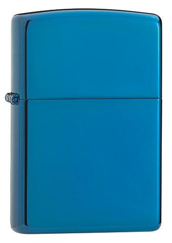 Zippo 20446 Lighter, Metal, Blue, One Size