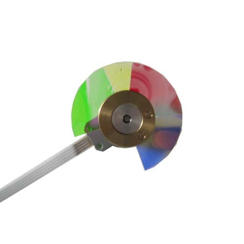 : DLP Projector Replacement Color Wheel For Sharp DT-400 DT400 XV-Z2000 Z2000