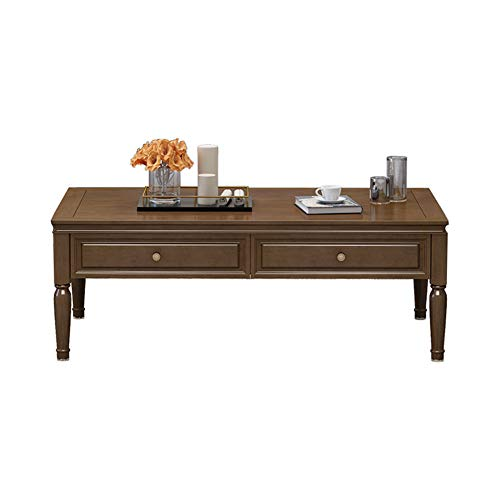 ZXMDP Round Coffee Table Ready Assembled Furniture Set White Nest Of Tables Living Room Small Oak Solid Low Chest Drawers Dark Wood Side Lift Top Grey for Gloss Tablesiving Foldable Sewing Spaces