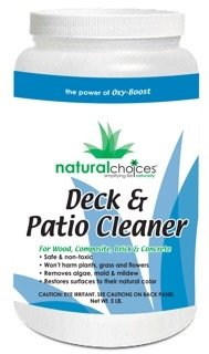 Natural Choices Deck and Patio Cleaner
