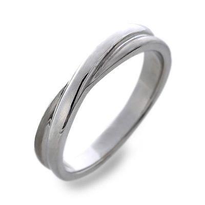 [フェフェ] ステンレス リング 指輪 ホワイト 14.0号 FE-208-14