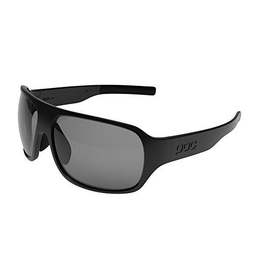 POC Will - Gafas de esquí unisex, color negro, talla única