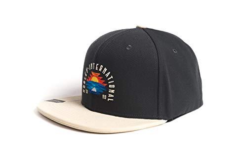 Hurley M DF Patch Range Hat, dk Smoke Grey, Talla única