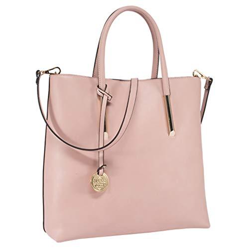 MARCO TOZZI Damen Handtasche Rosa