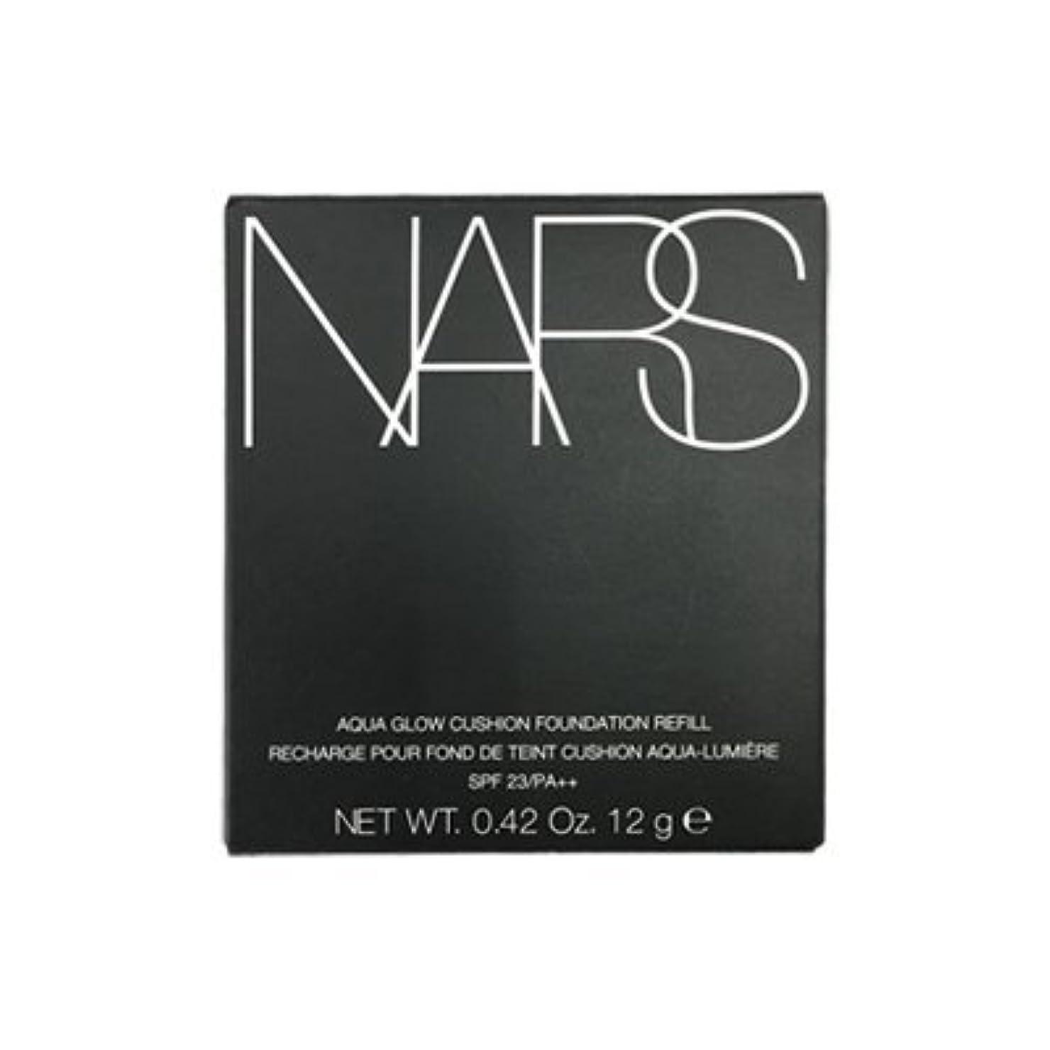 ゴールデンスズメバチ市民NARS アクアティックグロー クッションコンパクト レフィル SPF23/PA++ #6802 [並行輸入品]