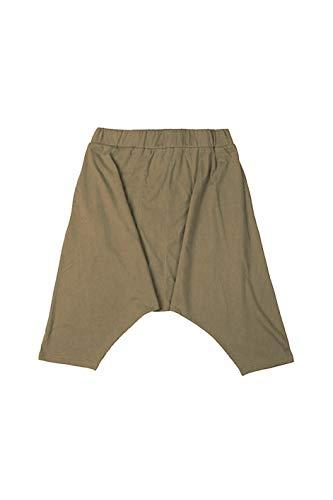 Preisvergleich Produktbild Sixth June Shorts Haremshose Uni Khaki 1876 V Gr. M,  grün