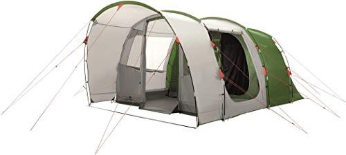 Easy Camp Palmdale 500, 500-Tenda per 5 persone, colore: Grigio Unisex-Adulti, Taglia unica