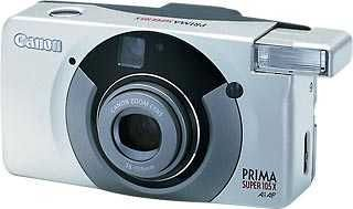 Canon Prima Super 105-X Kleinbildkamera
