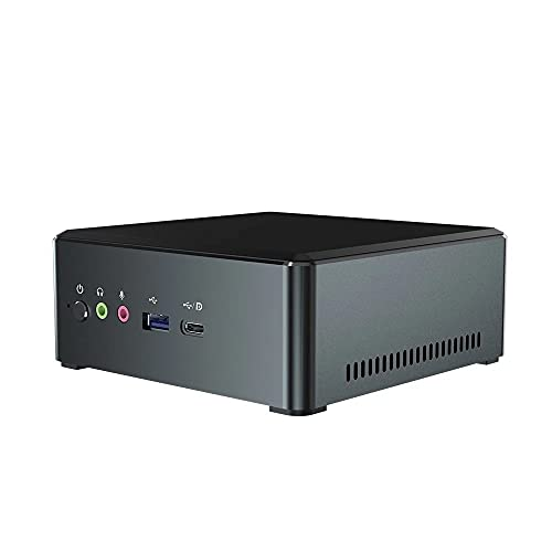 SJZERO Mini PC 2700U CPU 128GB / 256GB / 512GB ROM Procesador gráfico Radeon Vega 10 4GB / 8GB / 16GB DDR4 RAM Windows10 PC para Oficina en casa