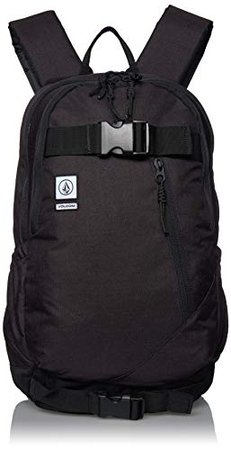 Volcom Young Men's Substrate Backpack Accessory, vintage black, One Size Fits All