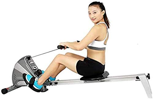 Why Choose JINDAO-UGR Rowing Machine for Home Use Foldable Silent Magnetic Control, Male and Female ...