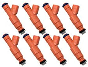 OEM UPGRADE 30LB fuel injectors for 91-97 Ford F/E 7.5L, Mustang 5.0L (pack of 8)