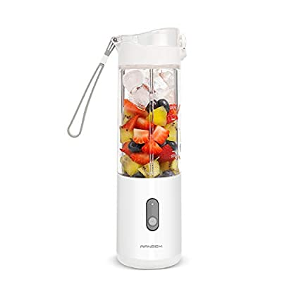 Small Personal Blender Smoothies Single Serve U...