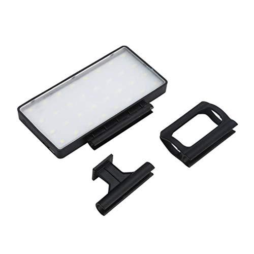 Zhice Luz LED para teléfono LED de luz de Video en la cámara Foto de Estudio (Color : 1pc, Size : Bundle 1)