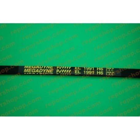 REPORSHOP - Cinghia scanalata 1163 4PJE W2416213 661153 trapezoidale Lavatrice