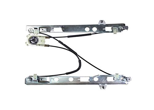Regulador WIindow delantero izquierdo 5-PUERTAS para RENAULT MEGANE MK2 2000 Gt 8201010926 Ajuste para RENAULT-MEGANE MK2 2000 Gt en la parte delantera izquierda S