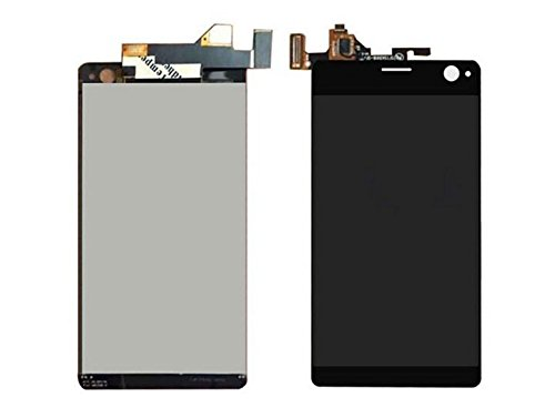 Sirius LCD Display and Touch Screen Digitizer Assembly for Sony Xperia C4 (Black)