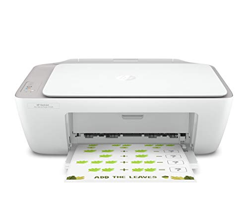 HP Deskjet Ink Advantage 2338 Colour Printer, Scanner and Copier for Home/Small Office, Compact Size, Easy Set-up Through HP Smart App on Your PC Connected Through USB