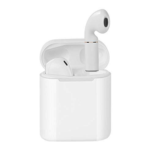 Auriculares de Zhhhk Bluetooth Bluetooth Modo Privado Auriculares 5.0 TWS Cuellos De Cisne Binaural Deportes Auriculares Inalámbricos