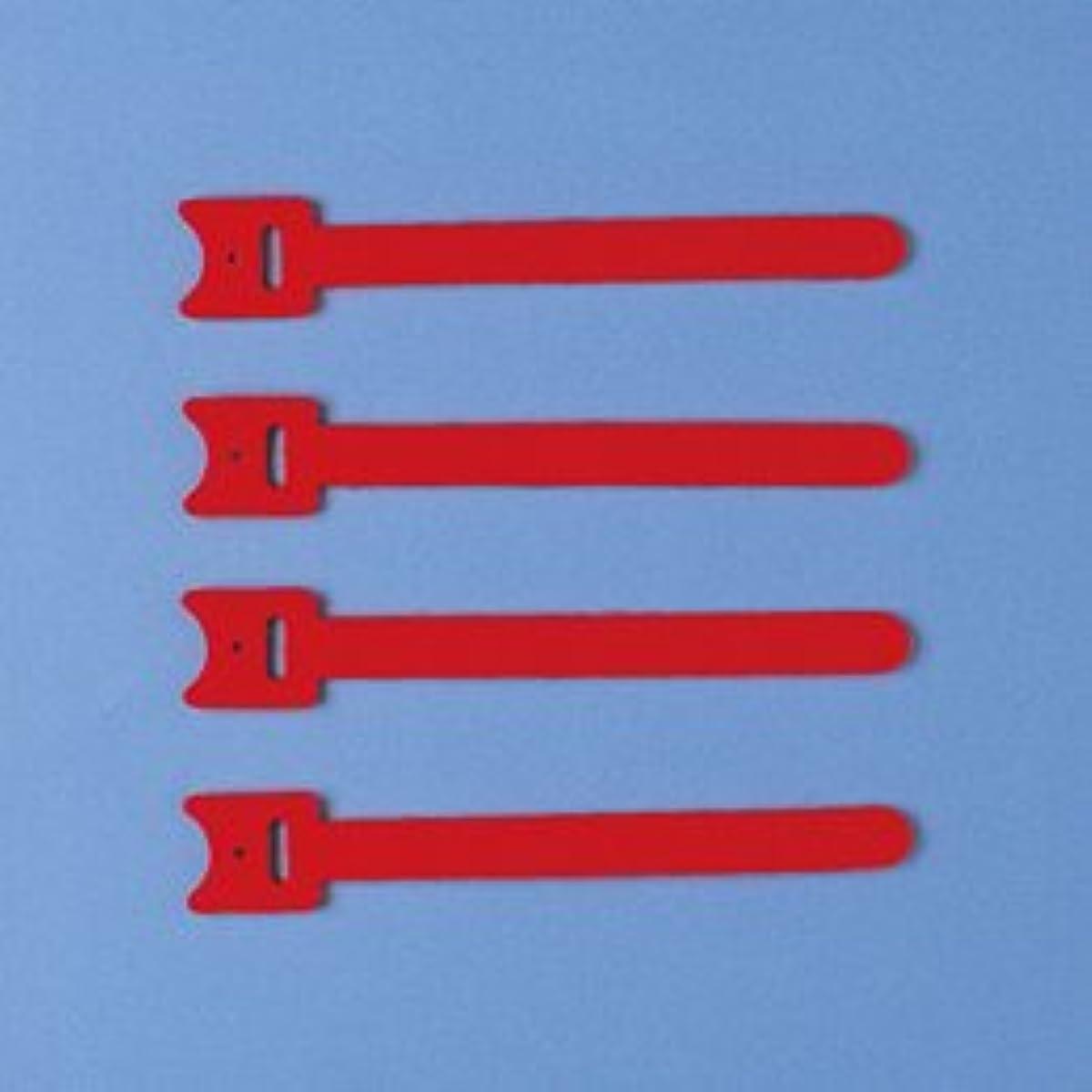 デュアルゲートウェイリボン(2個まとめ売り) サンワサプライ ケーブルタイ(面ファスナー) CA-MF1RN