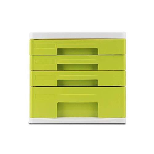 Preisvergleich Produktbild Ablagesysteme Aktenschrank Tragbare Tidy Zeitung Racks-ABS-Material Angemessenes Design Guten Helfer Kunststoff (27X34X25CM) Bürobedarf Schreibwaren