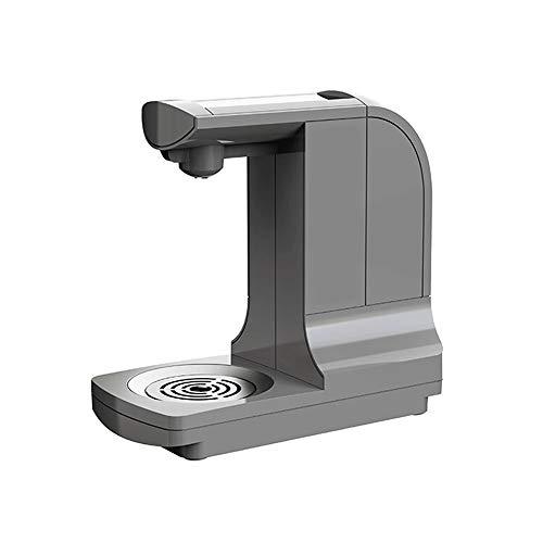 MDHDGAO Mini Dispensador de Agua Caliente eléctrica de Escritorio,3 Segundos Hervidor automático automático en Caliente con Pantalla táctil LED Adecuado for Oficina en casa