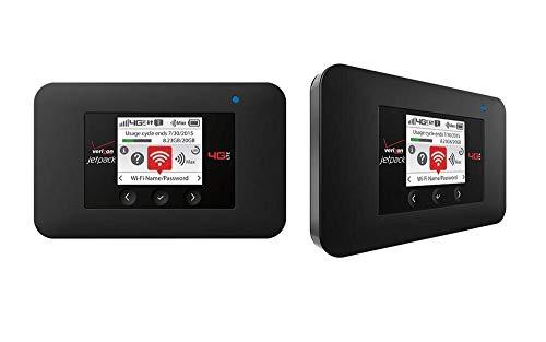 Verizon Jetpack 4G LTE Mobile Hotspot - AC791L (Renewed)