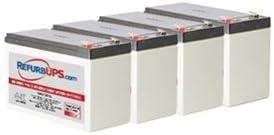 APC Smart-UPS 1500 Rack Mount 2U (DLA1500RM2U) Compatible Replacement Battery Kit