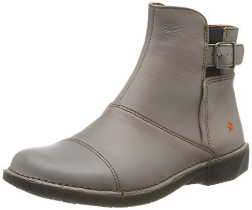 art Damen 0917 Grass Bergen Kurzschaft Stiefel, Grau (Grey Grey), 40 EU